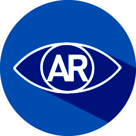Augmented Reality Model Icon