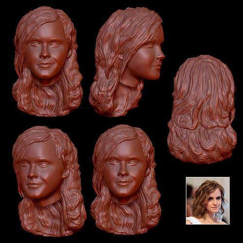 Digital Sculpting - 1