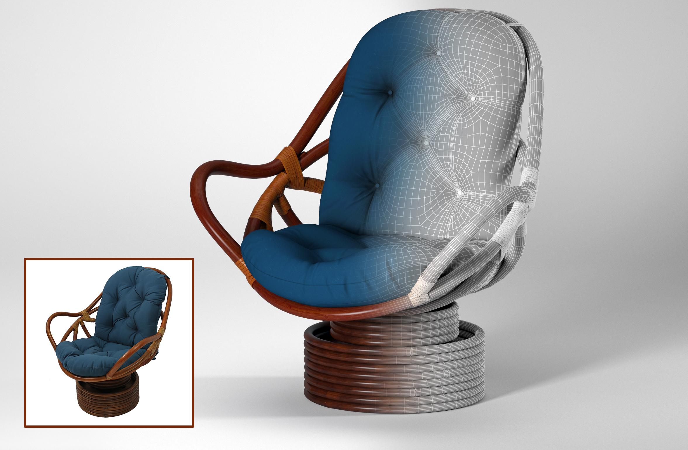 3D Furniture Modeling - 4