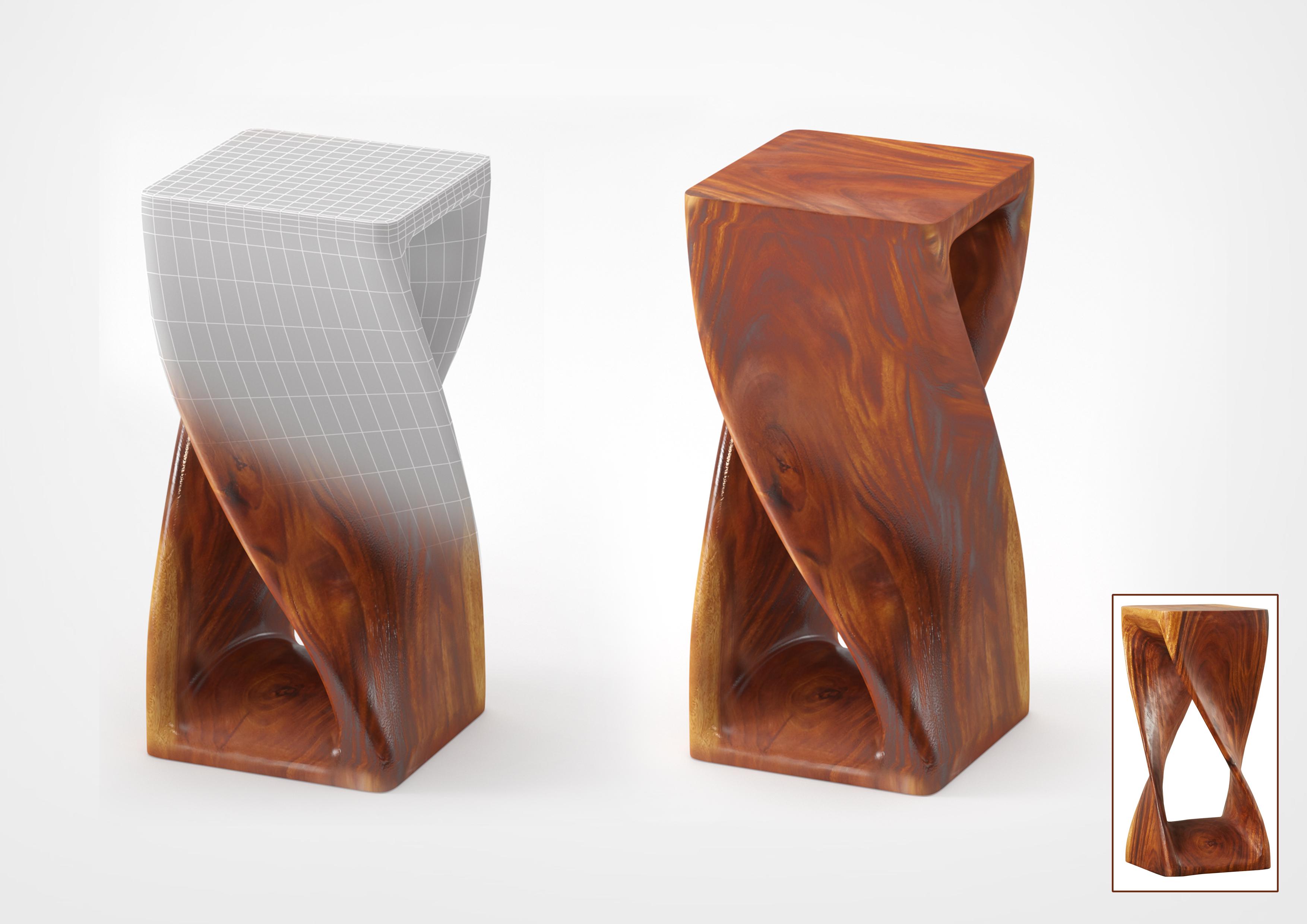 3D Furniture Modeling - 11