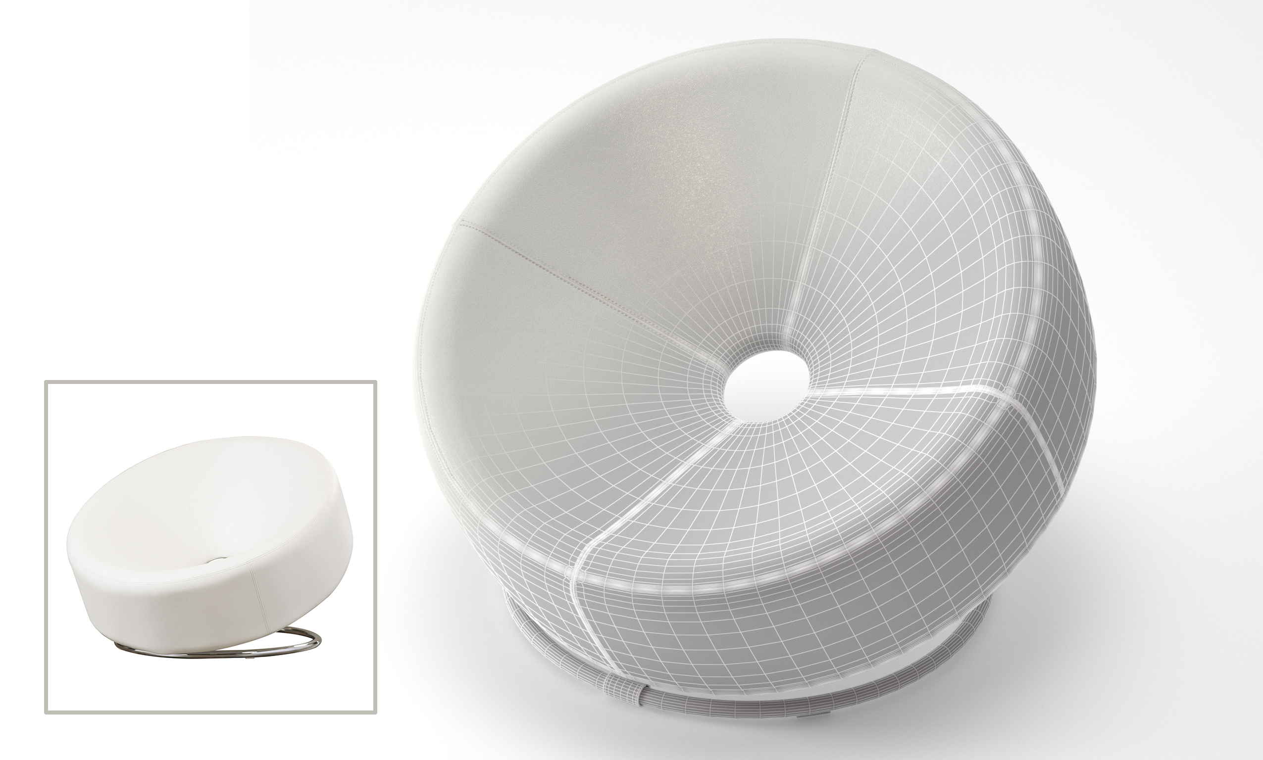 3D Furniture Modeling - 13