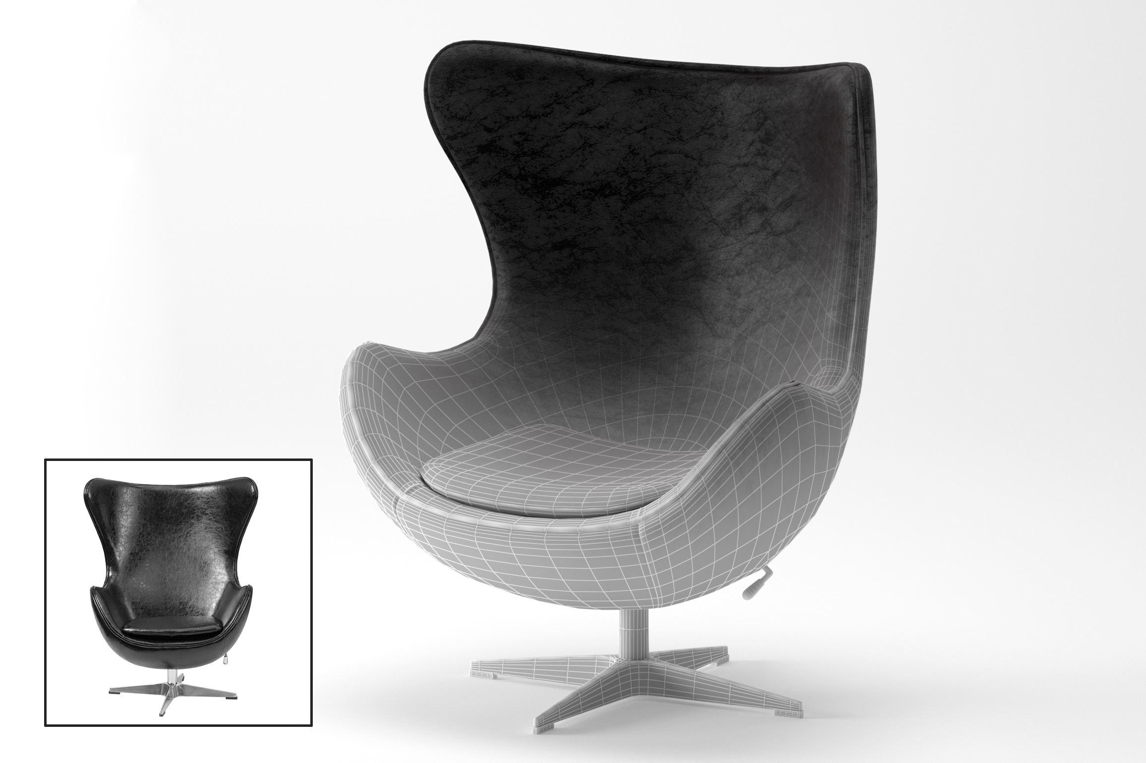 3D Furniture Modeling - 15
