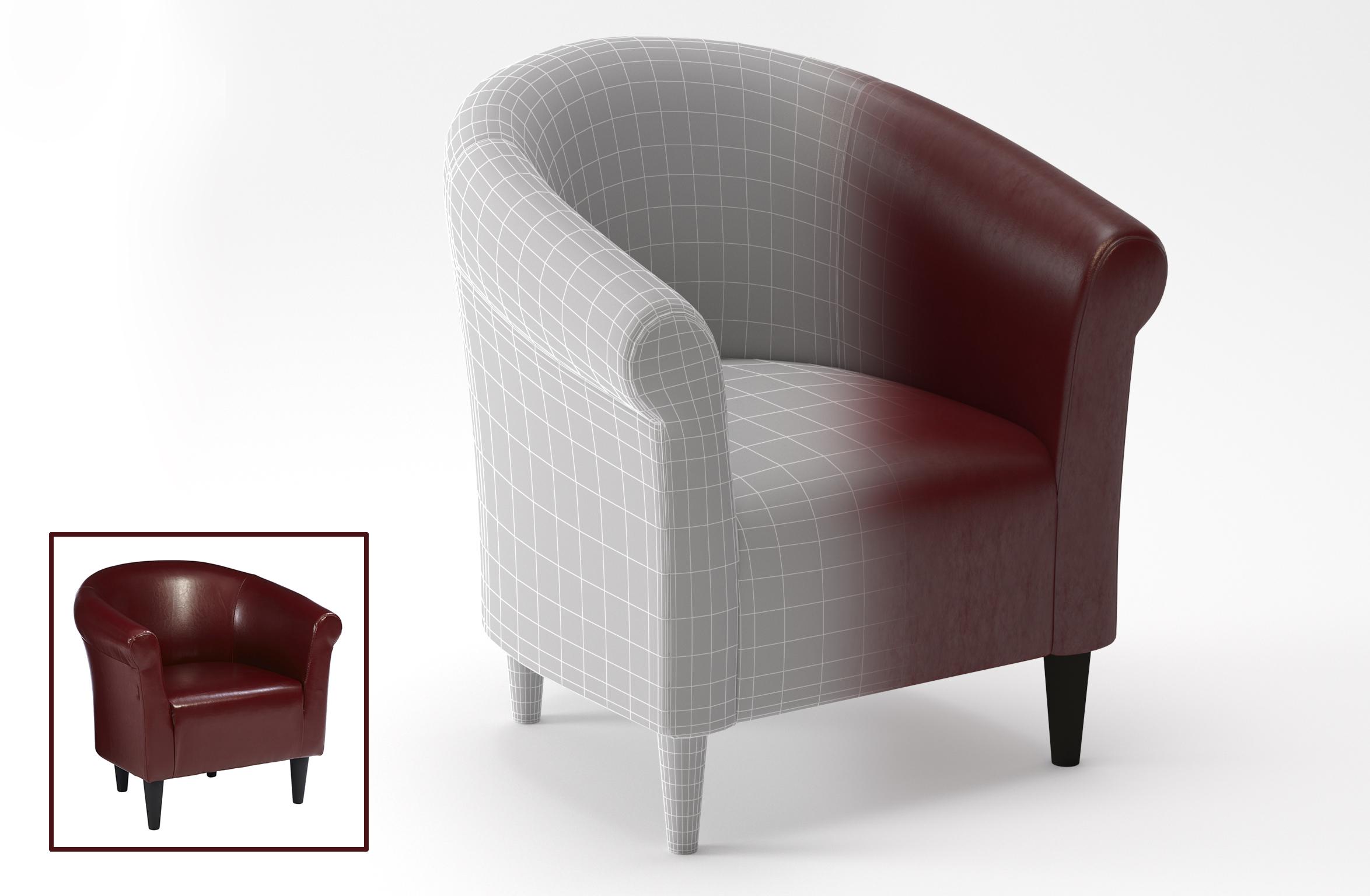 3D Furniture Modeling - 16