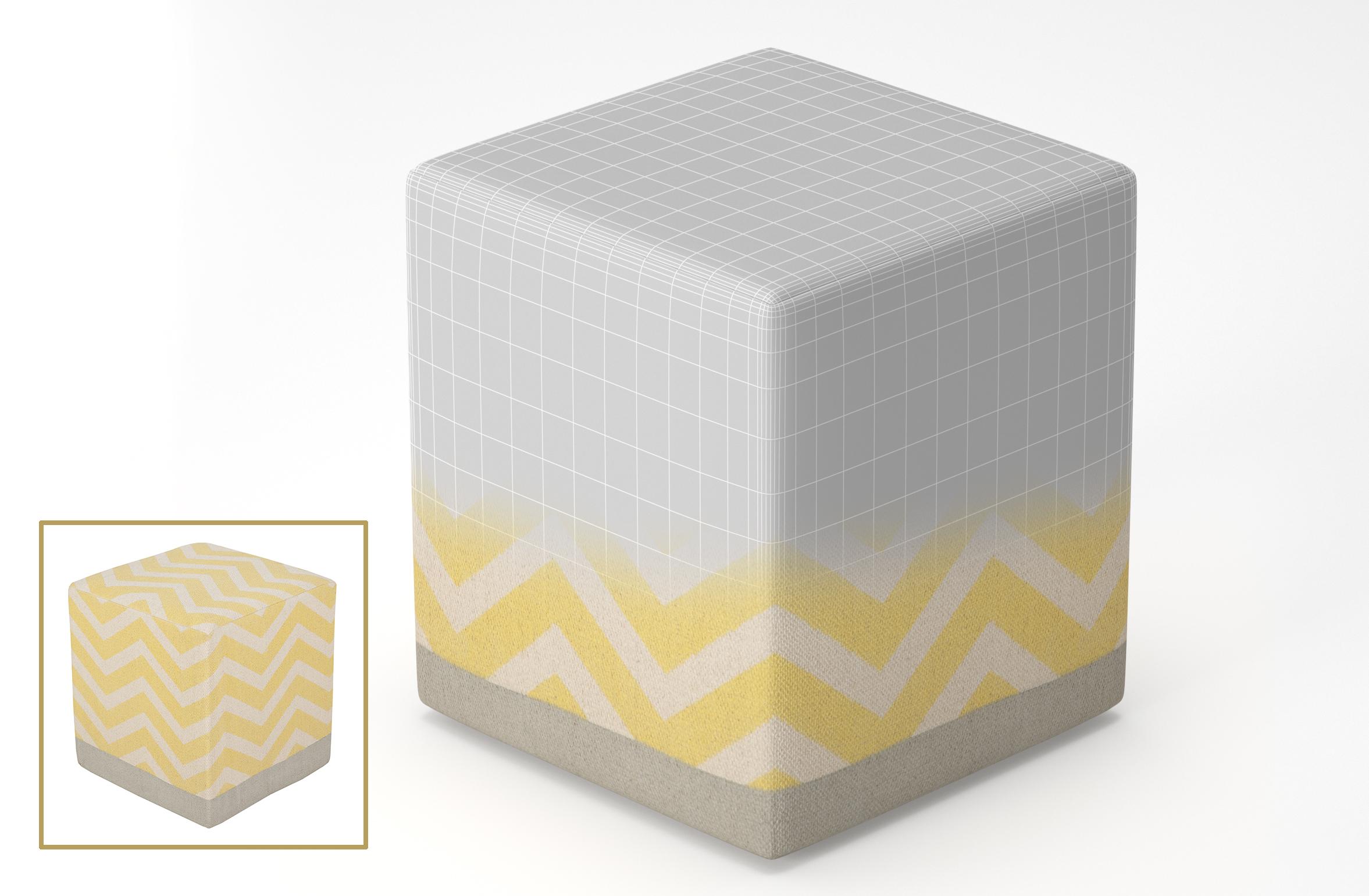 3D Furniture Modeling - 17