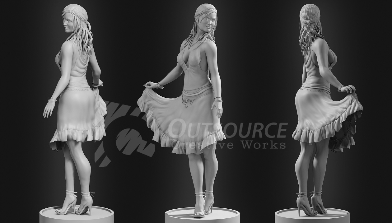 Character Modeling - 5