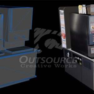 OUTSOURCE 3D MODELING