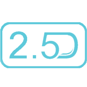 2.5D Modelling